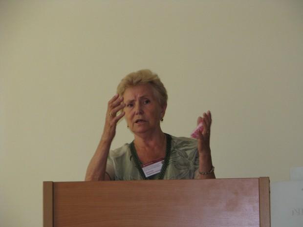 Доклад Болотовой Л.С.  Профессор МИРЭА Болотова Людмила Сергеевна с докладом о проблемах в системах интеллектуального анализа данных